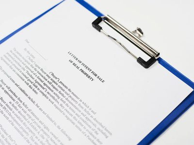 How to Write a Great Letter of Intent