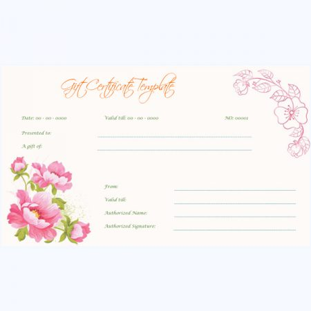 wix how to add gift certificate