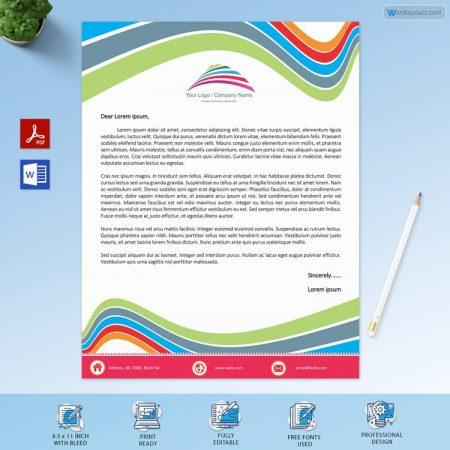 Personal Letterhead Free Format
