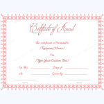 Award-Certificate-19-RED