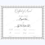 Award-Certificate-20-BLK