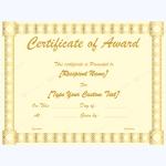 Award-Certificate-24-GLD
