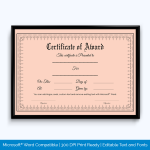 Award-Certificate-027-PNK