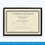 Award-Certificate-030-BLK