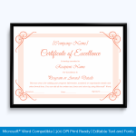 certificate-of-excellence-template-word