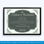 certificate-of-participation-template