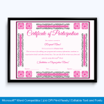 certificate-of-participation-template-word