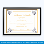 certificate-of-participation-template-free-download