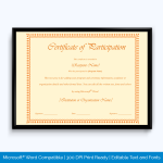 Participation-certificate-templates-for-word