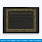 live-performance-award-certificate