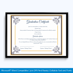 best-graduation-certificate