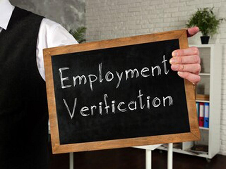 Verification-form