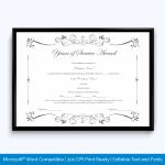 long-service-awards-certificate-template