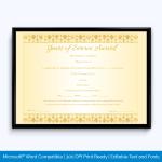 service-year-award