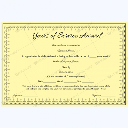 89 elegant award certificates for business and school events. Black Bedroom Furniture Sets. Home Design Ideas