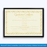 graduatiion-certificate-template