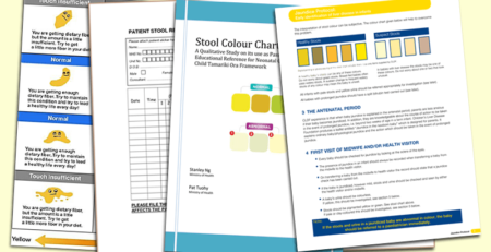 Stool Color Charts