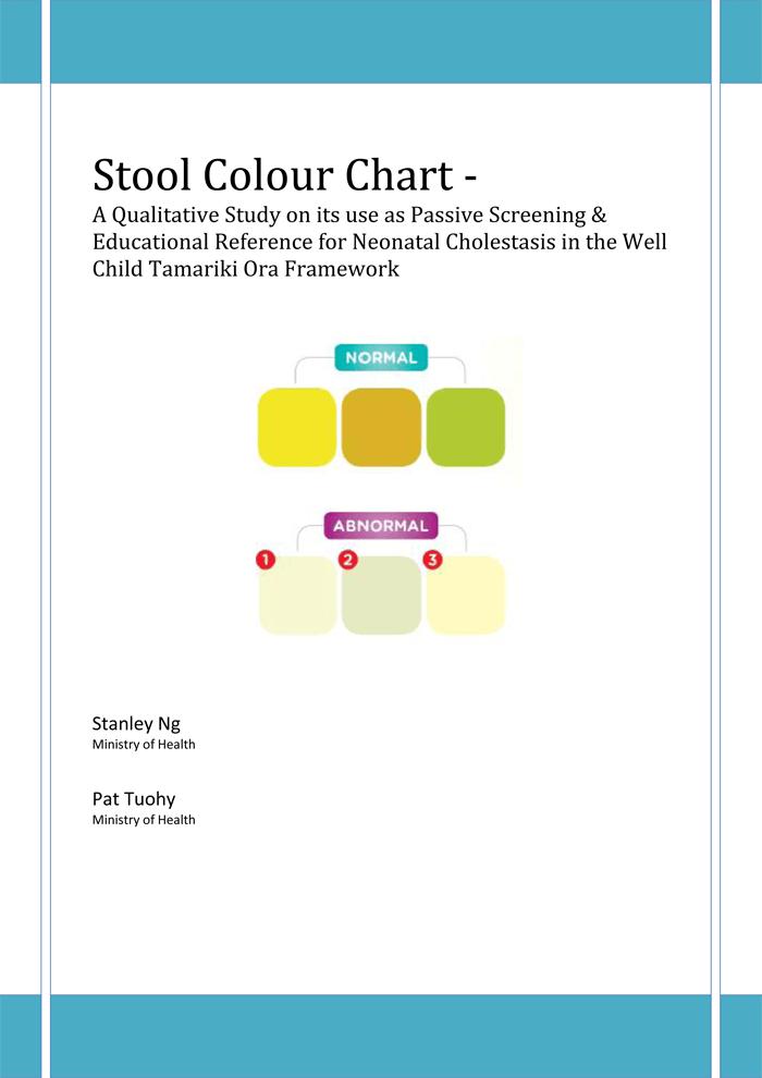 Stool Colour Chart Frodofullring
