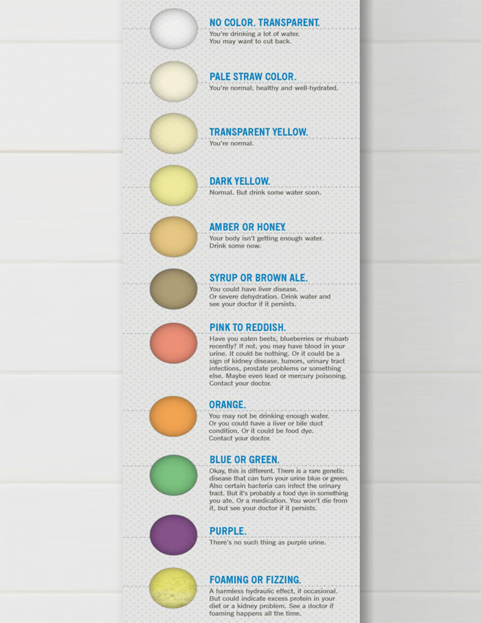 Urine-Color-and-Meanings