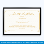 honor-award