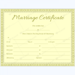 beautiful-marriage-certificate