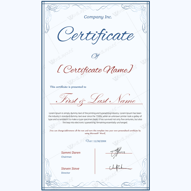 award-certificate-of-completion-templates