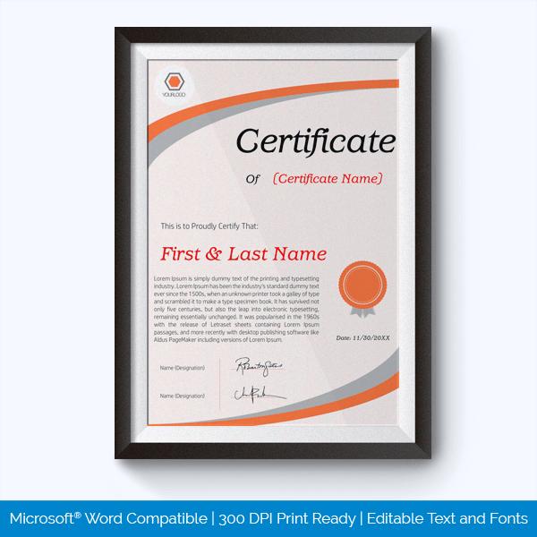 award for best student