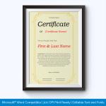 best-teacher-award-certificate-templates