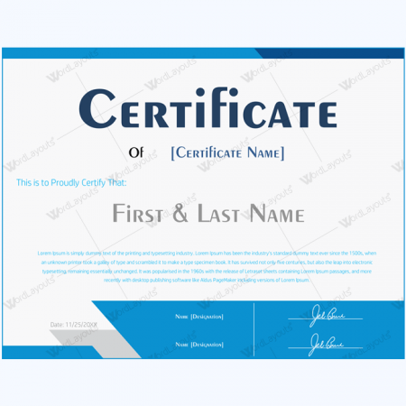 certificate-of-achievement-template
