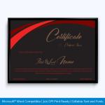 free-award-certificate-templates