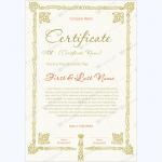scholarship-award-certificate-template
