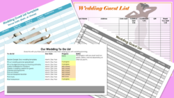Wedding Guest List Templates Free Download