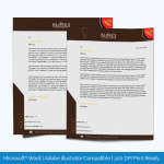 free-business-letterhead-template