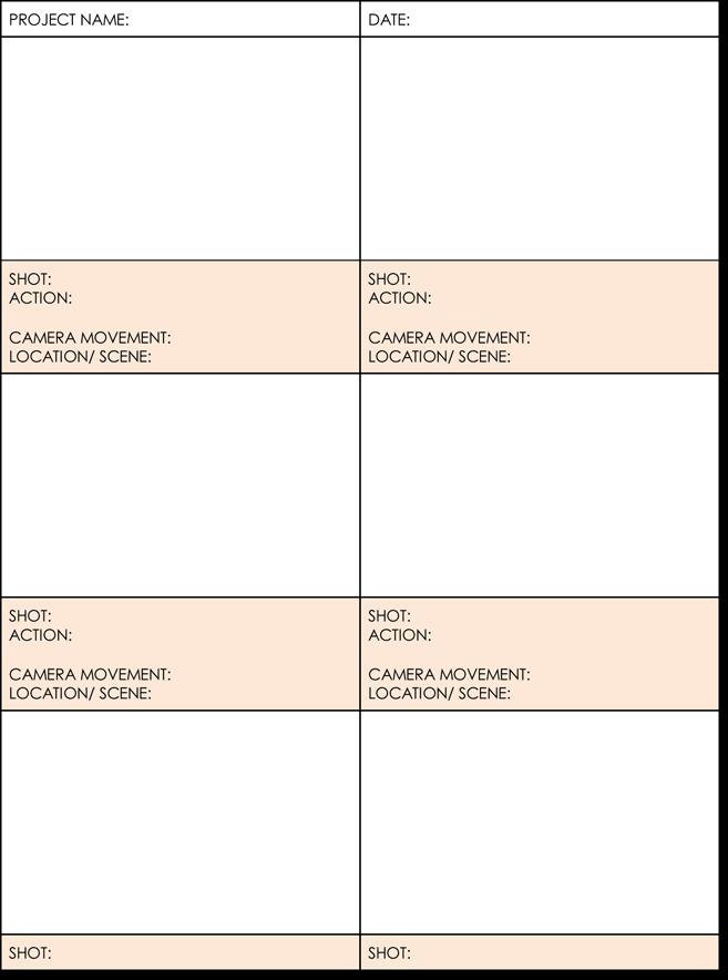 animation templates