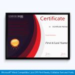 Award-Certificate-of-appreciation