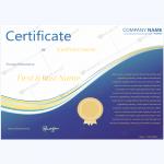 Elegant-award-certificate-template
