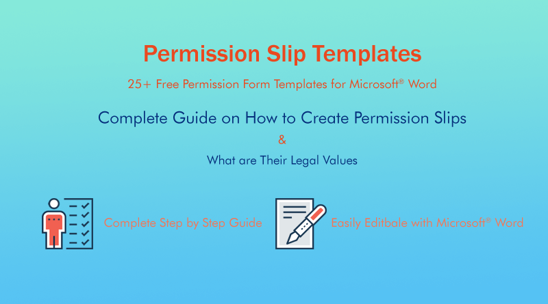 25+ Field Trip Permission Slip Templates for Schools and Colleges