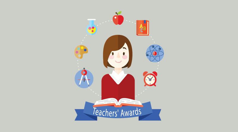 Award Certificates for Teachers