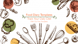 Food Diary Templates Free Download