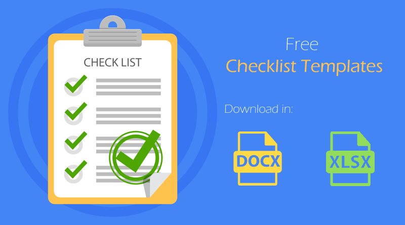 Download Checklist Template from www.wordlayouts.com