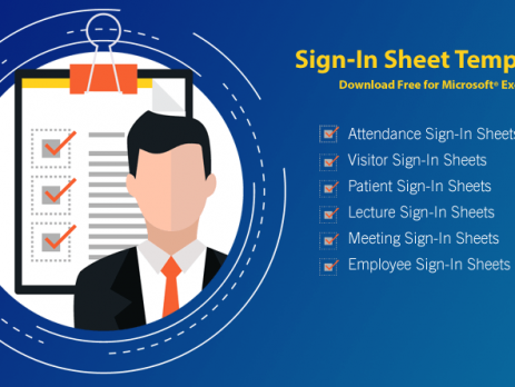 Sign-in Sheet Templates for Excel & Word