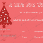 Festive-Snowflake-design-Gift-Certificate-template-word
