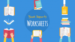 Free book reports & worksheet templates for Word