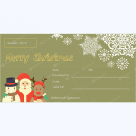 Christmas-holiday-gift-template