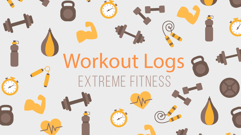 Free Workout Log Sheets Printables
