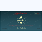 Christmas-Certificate-(Deep-Blue-Background)-Preview