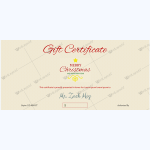 Christmas-Certificate-(Elegant-Pattern)