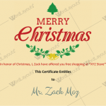 christmas-gift-certificate-template-with-bells