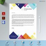 Letterhead-Format-Free