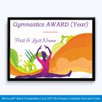School Sports Certificate Format In Word